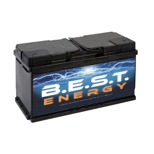 BEST ENERGY 12V 100AH 760EN JOBB+