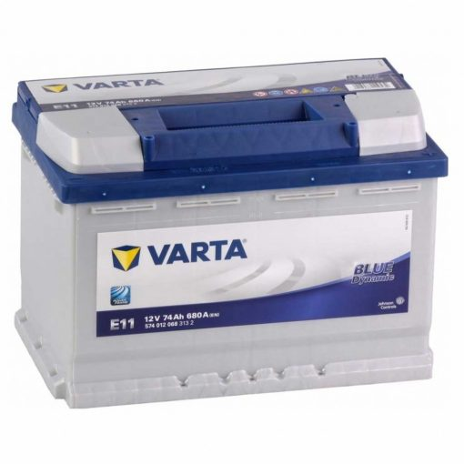 Varta Blue Dynamic 12V 74Ah 680En Jobb+ Autó Akkumulátor