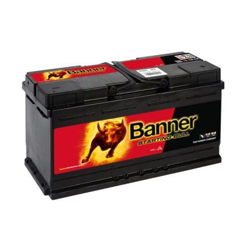 Banner Starting Bull 59533 12V 95Ah 740EN Jobb+ Akkumulátor