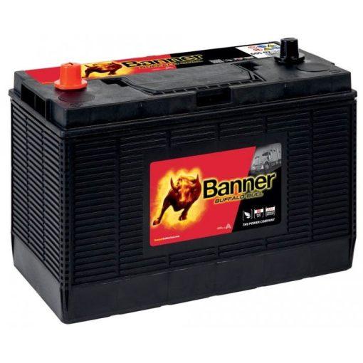 BANNER BUFFALO BULL 60502 12V 105AH 1000EN BAL+ AKKUMULÁTOR