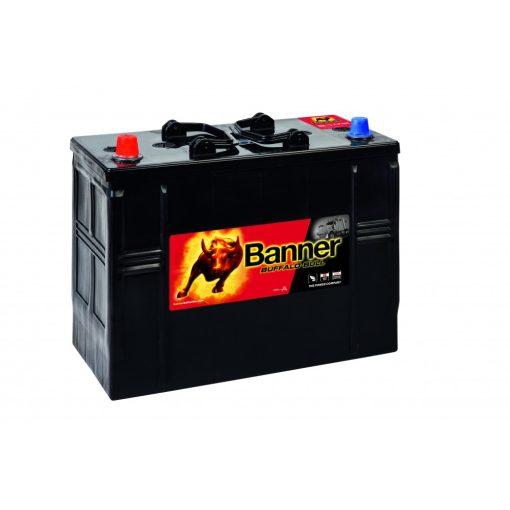 BANNER BUFFALO BULL 62513 12V 125AH 760EN BAL+ AKKUMULÁTOR