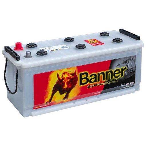 BANNER BUFFALO BULL 650 01 12V 150AH 760EN BAL+ AKKUMULÁTOR