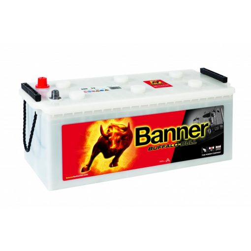 BANNER BUFFALO BULL 680 32 12V 180AH 950EN BAL+ AKKUMULÁTOR