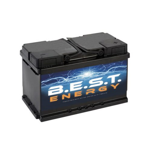 BEST ENERGY 12V 74AH 680EN JOBB+