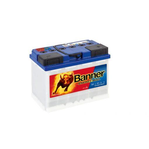 Banner Energy Bull 95501 12V 60Ah Jobb+ Akkumulátor