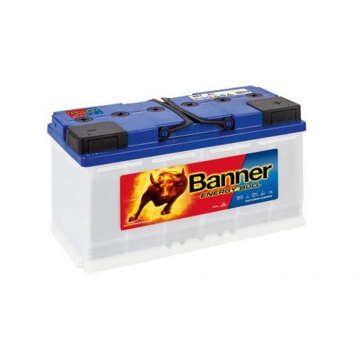 Banner Energy Bull 95751 12V 100Ah Jobb+ Akkumulátor