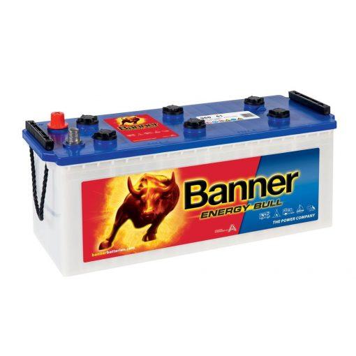 Banner Energy Bull 96051 12V 130Ah Bal+ Akkumulátor
