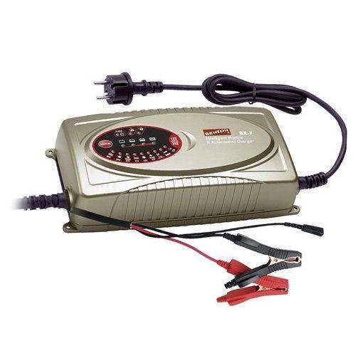 Benton BX-7 12V/24V akkumulátor töltő