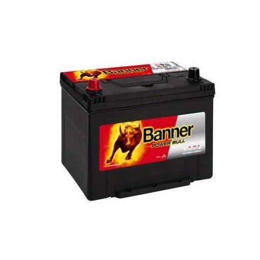 Banner Power Bull P7024 12V 70Ah 600EN Bal+ Asia Akkumulátor