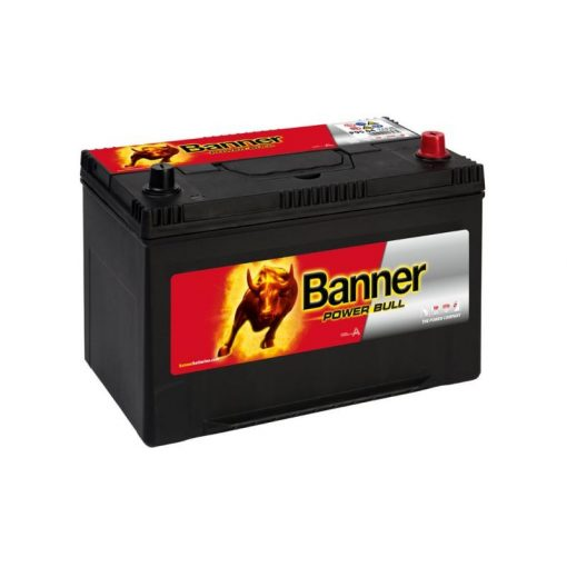 Banner Power Bull P9504 12V 95Ah 740EN Jobb+ Asia Akkumulátor