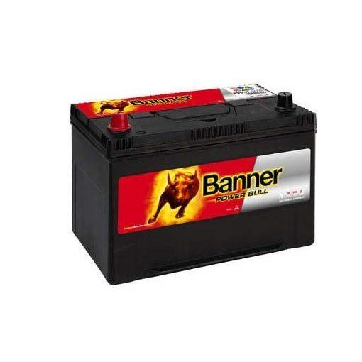 Banner Power Bull P9505 12V 95Ah 740EN Bal+ Asia Akkumulátor