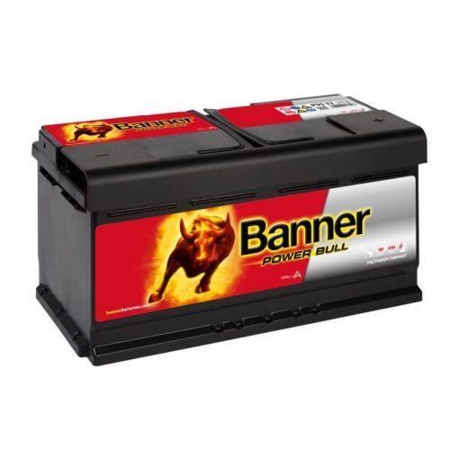 Banner Power Bull P9533 12V 95Ah 780EN Jobb+ Akkumulátor