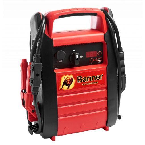 Banner Power Booster PB12 Bikázó, indítás rásegítő